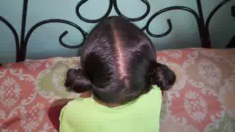 #Life  #Glamour #Funny   Little  experiment of Hairstyle 😍😍
