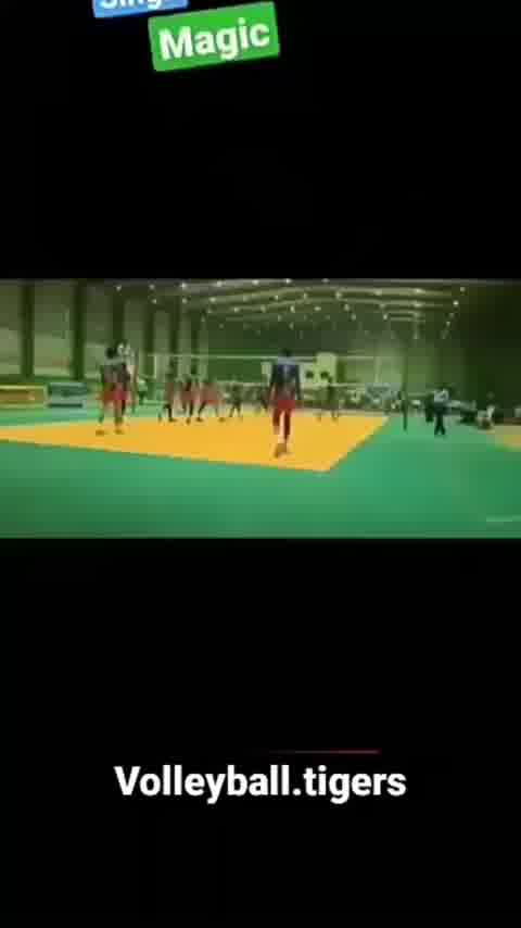 Volleyball sports in India #sports video #volleyball # Indian sports @nick @ assassin's fun #we are josh family