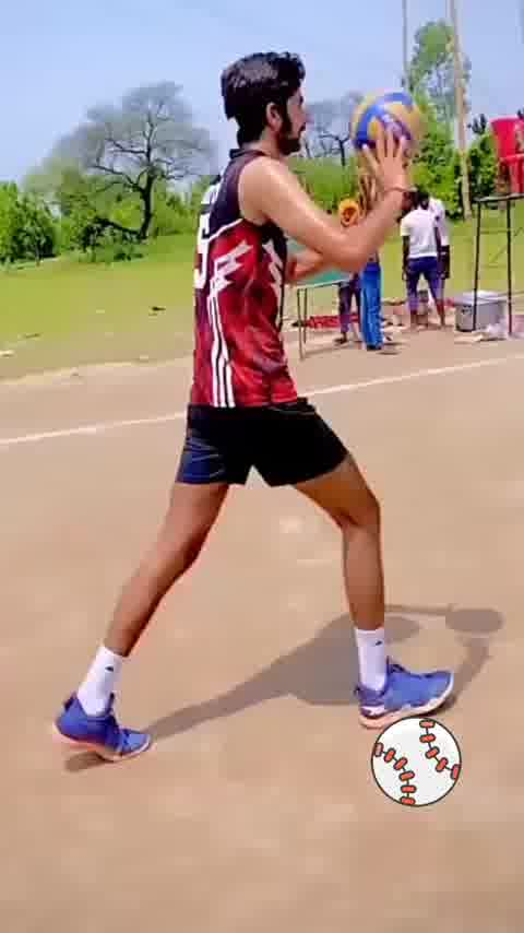 Volleyball smash #sportlover #indian sports #games #smackdown #i love sports @nick @assassin's fun