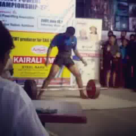 Before my boxing career began ... My stepping stone to althelic career began from powerlifting and my BigB @humayoonkalliyath pushed me all the way through supported me then and now .. a glimpse of when I got first place in calicut district powerlifting competition 2008-2009.. (252.50kg deadlift ,my personal record ) ... later participated in the state (won 1st place )and national level in Rajasthan (got 6th place) and then turned towards boxing with the support of